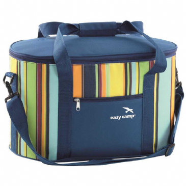 Easy Camp COOLBAG STRIPE L  with shoulder strap
